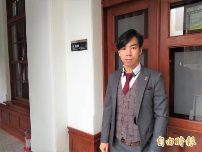反送中》籲台灣守護民主 香港青年音樂家:要中共欽點總統立委嗎?