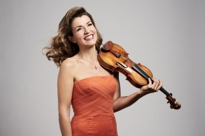 (影音)小提琴天后再現風采 安.蘇菲.慕特年底訪台