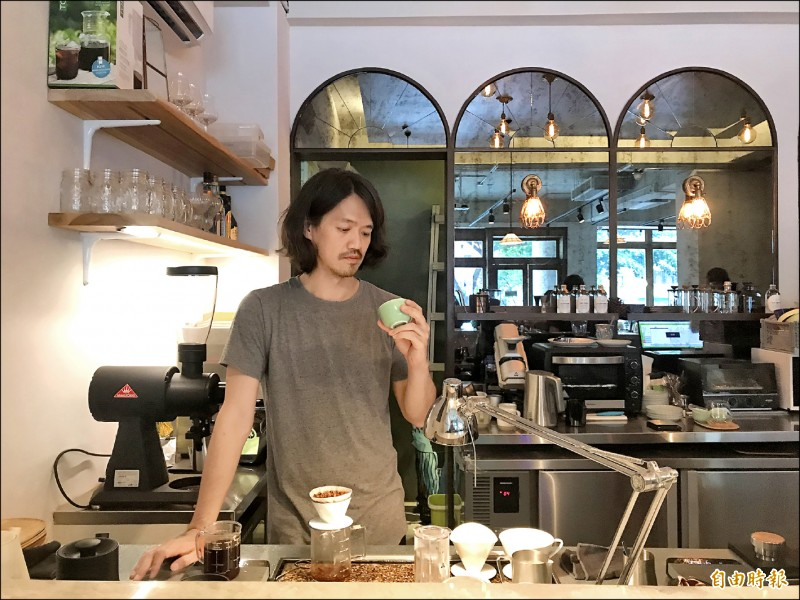 【消費專題】戀上淺焙 手沖咖啡