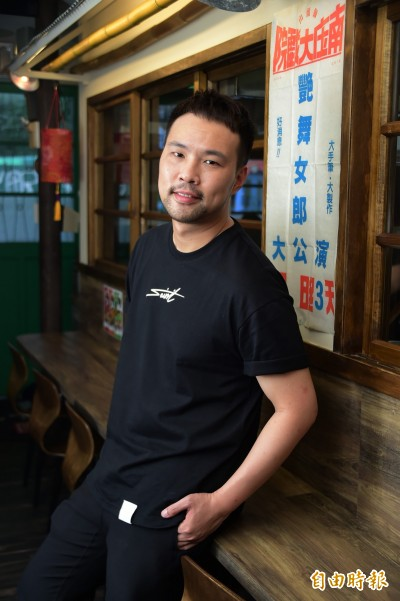 (專訪)陳威全伴遊岳父岳母 曝兒子偶像是「他」