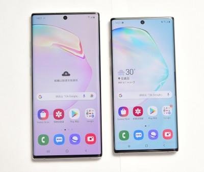 台灣人愛大螢幕被低估 三星Note 10大調整手機策略