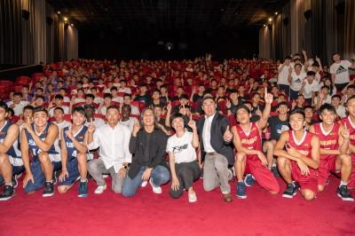 范少勳《下半場》首映再哽咽 見偶像比票房還緊張