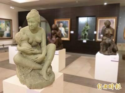 心韻的象徵 李元亨藝術創作回顧展