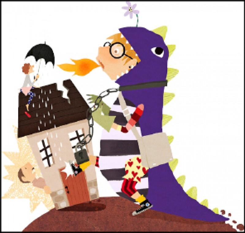 【家庭親子】〈親子會客室〉以髒還髒 勢均力敵