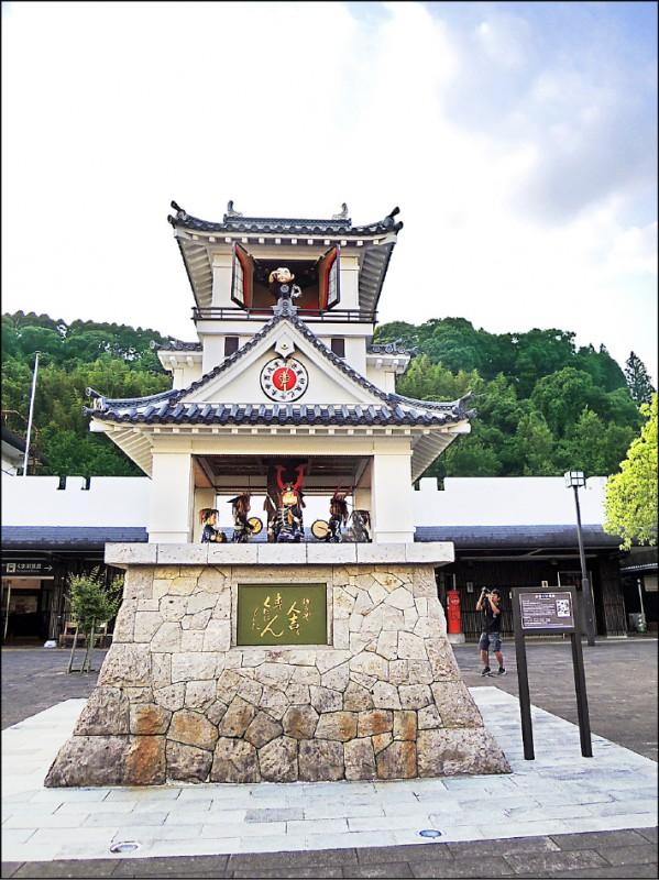 【旅遊】搭火車暢遊九州小京都─日本熊本縣