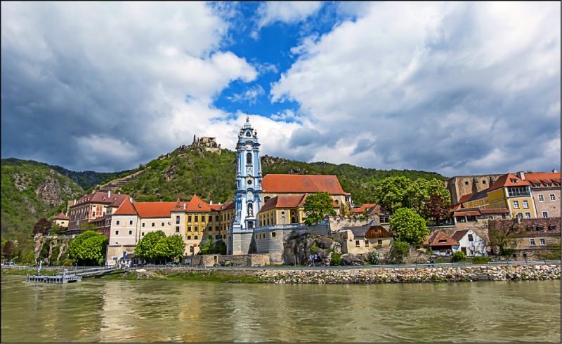 【旅遊】徜徉藍色多瑙河─搭河輪輕鬆優遊