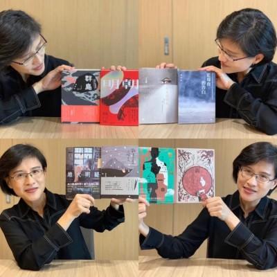 文化部長也愛讀的台灣小說是.........