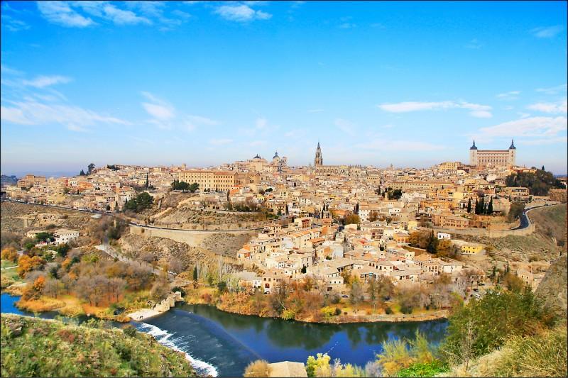 【旅遊】〈馬德里近郊小旅行提案〉托雷多+塞哥維亞─品味西班牙兩大古城