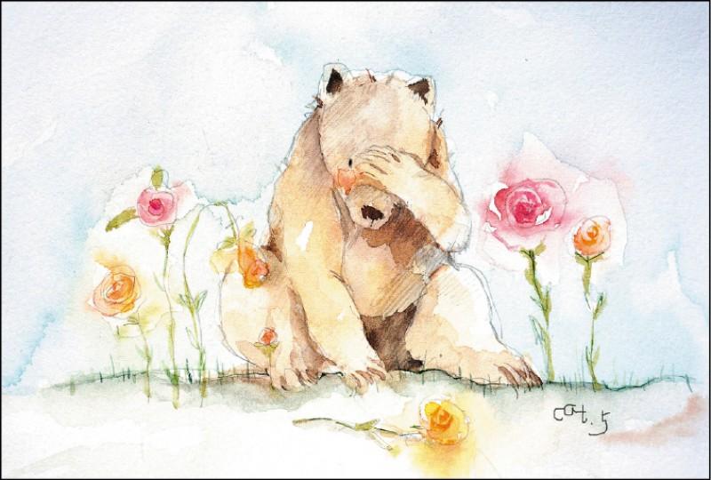 【兩性異言堂】〈戀愛絮語〉外遇的熊