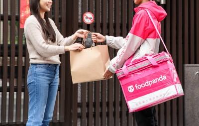 滿街為什麼都是foodpanda粉紅大軍 一週訂單量曝光超驚人