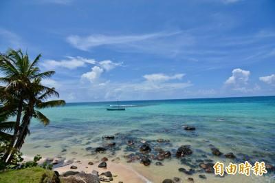 玉米島  沒玉米但有龍蝦與美景!