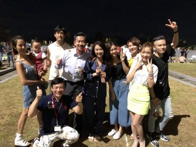 《大時代》黃瑄拍戲不帶手機   2招克服異國婚難題