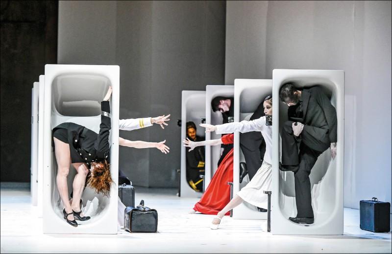 舞蹈家林美虹率林茲國家劇院 奪TANZ年度舞團