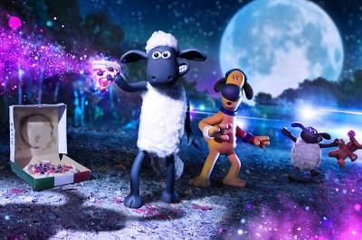 (贈票)外星人神秘入侵 《笑笑羊大電影》展開宇宙大冒險