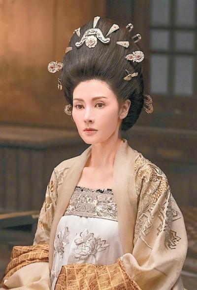 2億酬勞打動最美港姐 她相隔10年復出扮楊貴妃