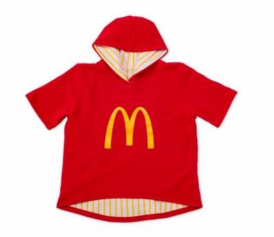 麥當勞限量帽T太可愛!上粉絲專頁免費抽