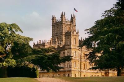 入住《唐頓莊園》劇中城堡 品味英倫貴族生活