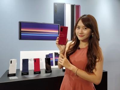 拚iPhone 11!Sony小旗艦Xperia 5台灣10月初上市 價格出爐