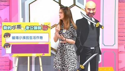 劉真認婚後變了   見「辛龍育女歪理」爆氣想弒夫