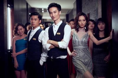 李英宏自爆曾應徵酒店少爺 再為邱澤獻聲飆演技