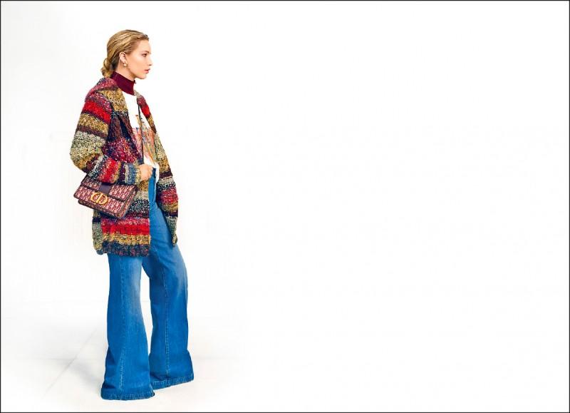 【時尚大道】翻蓋時尚‧時尚掀包:Dior 30 Montaigne