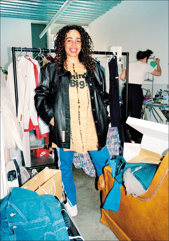 【時尚大道】〈潮牌「潮」什麼?〉Martine Rose,女性視角的女穿男裝