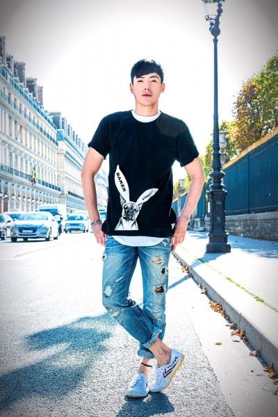 台劇男神百萬酬勞巴黎拍廣告 真實年齡驚呆名模