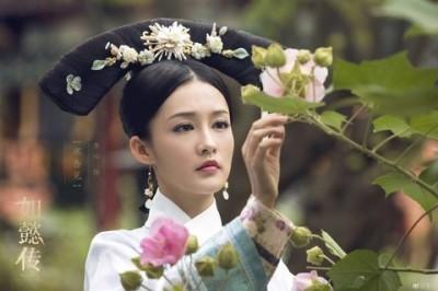 《如懿傳》最美妃子「零修圖」照曝光   網友震撼:比劇照還美