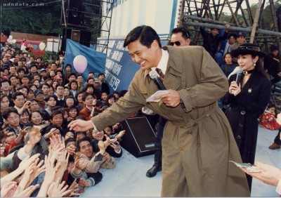 26年前與超大牌港星同框   陳美鳳「秀服還留著」