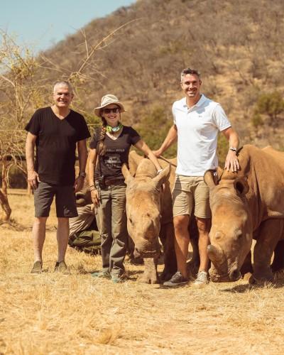 世界犀牛日 全球僅存犀牛數量少得驚人