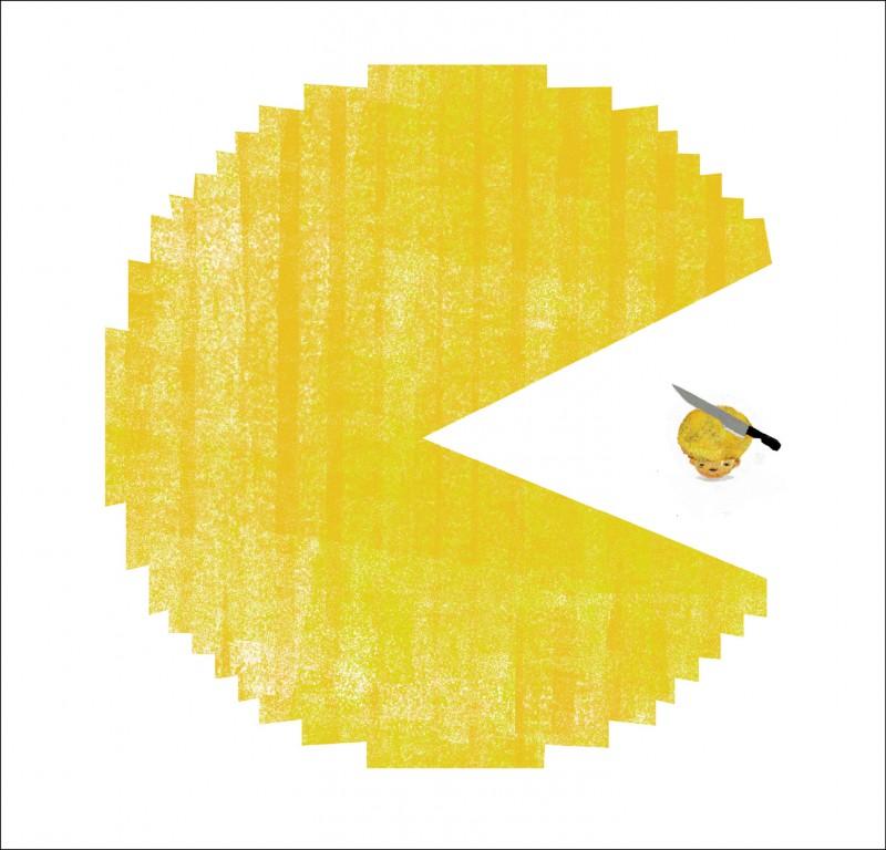 【自由副刊】李達達/與全世界的洋芋片周旋