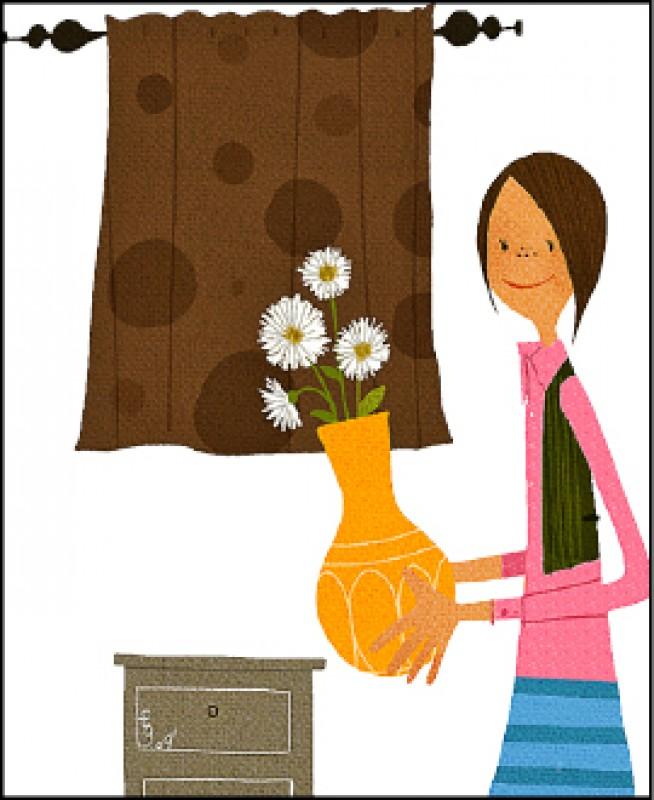 【家庭親子】〈生活大補帖〉幸福花兒 展現生命力