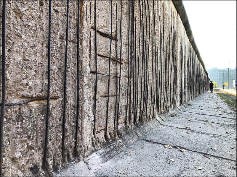 牆倒,歷史不朽─柏林圍牆遊記