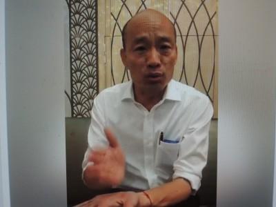 韓國瑜再辯沒說挖石油 黃創夏酸嗆超越「他」