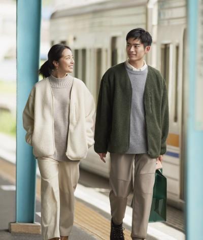 跟上日本潮人腳步  今年秋冬一定要有這一件!