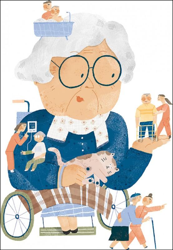 【家庭親子】〈生活大補帖〉照護者 更要照顧自己