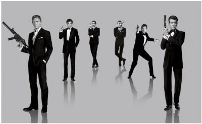 《007》第25集龐德大回歸   御用手提箱悄悄先賣