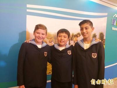 維也納少年合唱團獻藝 台灣成員巴湧恩最想吃「這個」