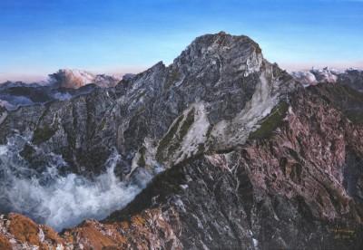 山河海的詩性智慧 蔣永溪楊麗玲聯展