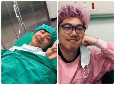 43歲美女主播妻發現肺部腫瘤 柯P前幕僚淚崩了