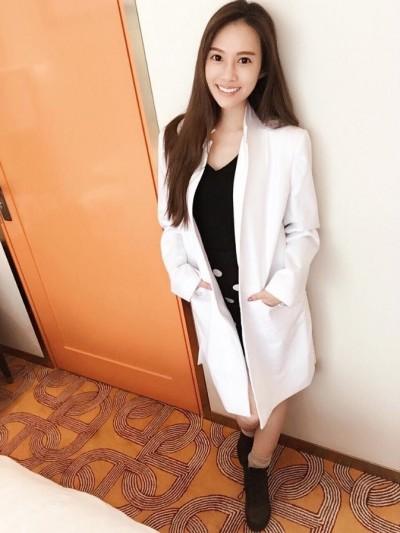 「正妹護理師」上班狂被搭訕 美貌讓男星都驚呆
