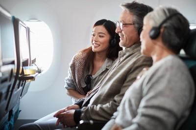 國泰全新機上娛樂內容  豐富多元還有空中直播賽事