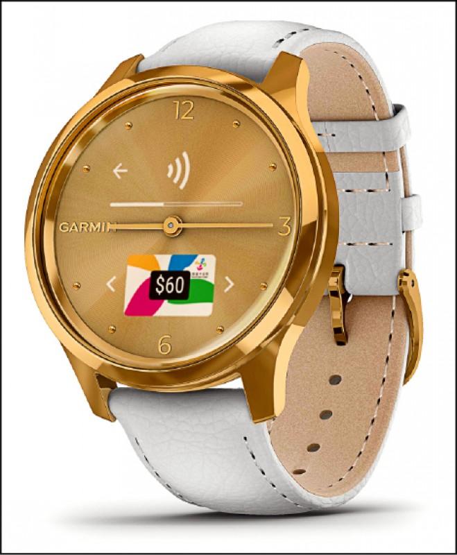 【時尚名人】智慧手錶好貼心 莫允雯男友該擔心了