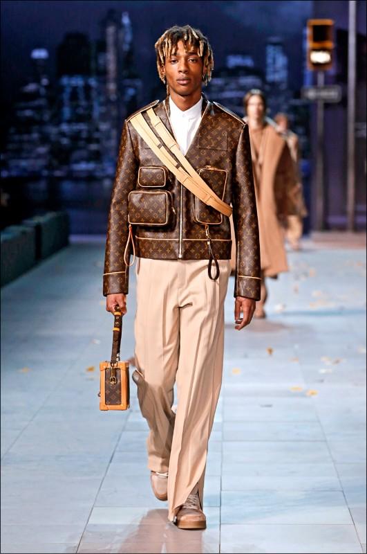 【時尚大道】於公於私‧男人的包:LV微妙的3%改變