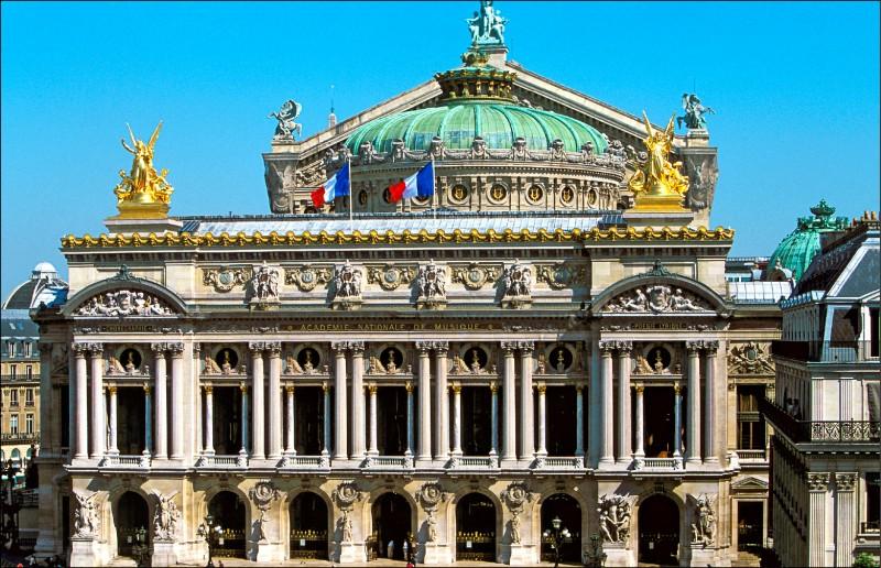 【時尚大道】〈珠寶如畫〉巴黎風景
