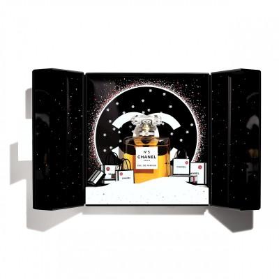 香奈兒應景節慶香氛  立體珠寶盒、唇膏隨身瓶滿滿驚喜