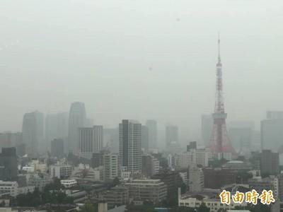 (影音)超強颱風過後 「這件事」揭東京驚人美態