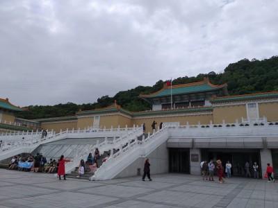 韓國瑜提文物全部一次展覽 故宮打臉:有執行難度