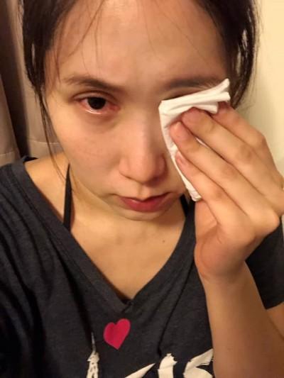 (影音)癌復發父母哭斷腸 余苑綺:我要跟寶寶一起長大