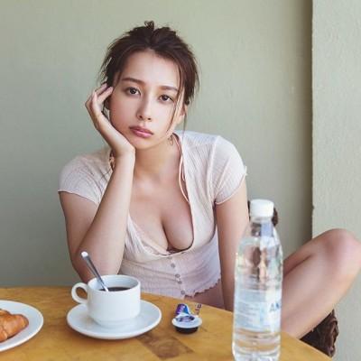 「日本第一美女」脫了!上空兇猛解放掉出八字奶